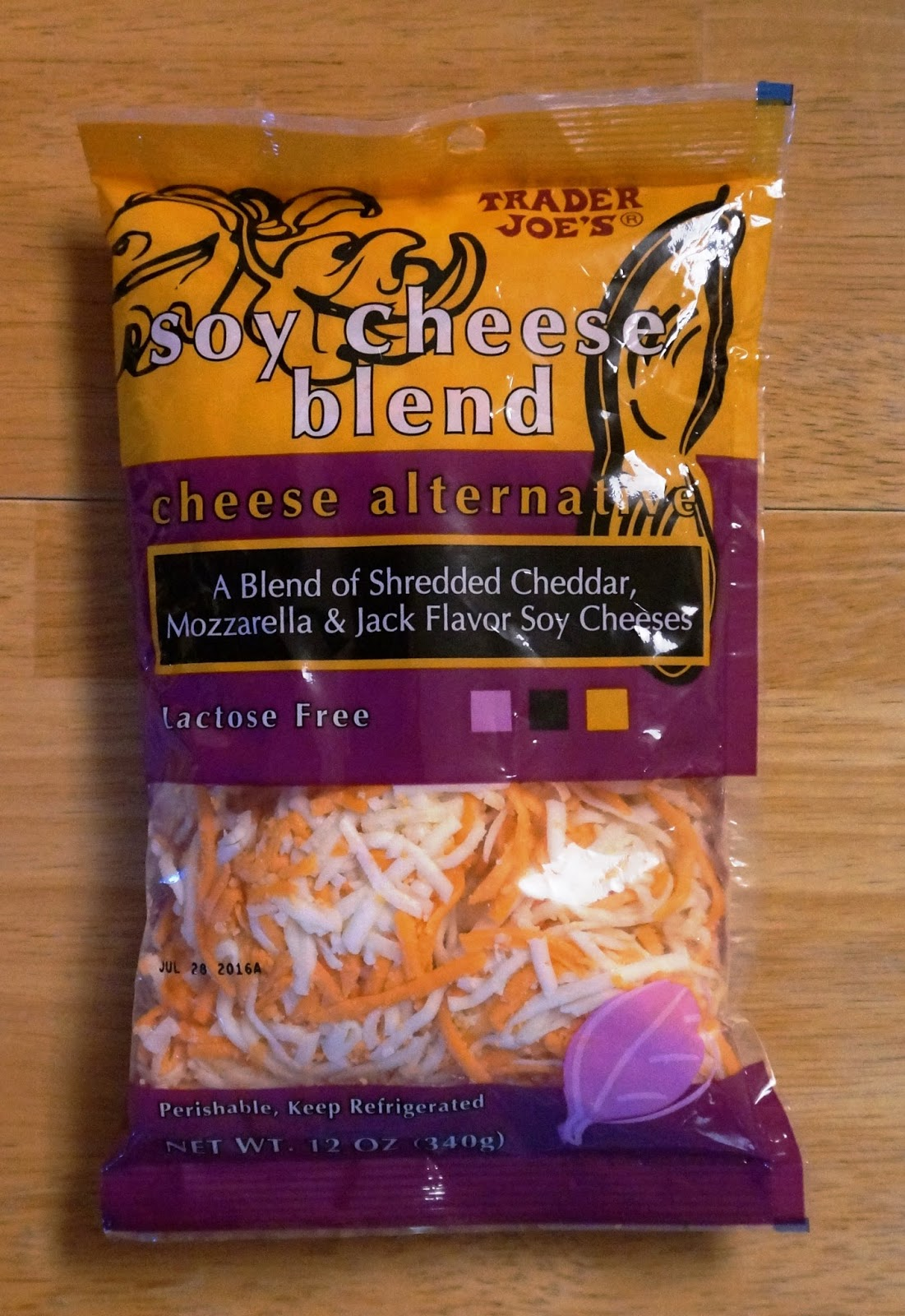 trader joes almond cheese