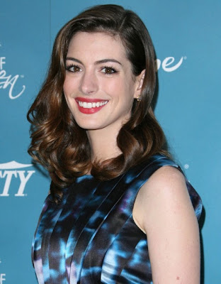 Long Hairstyles✿Anne Hathaway