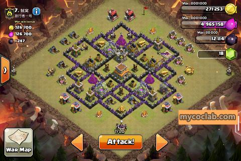 Th8 War Base  3 (mycoclab)