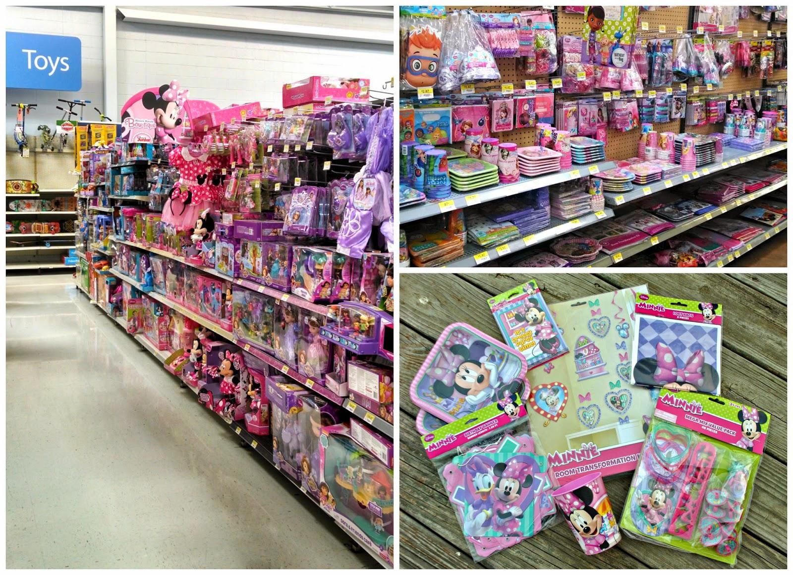 Party Supplies Walmart