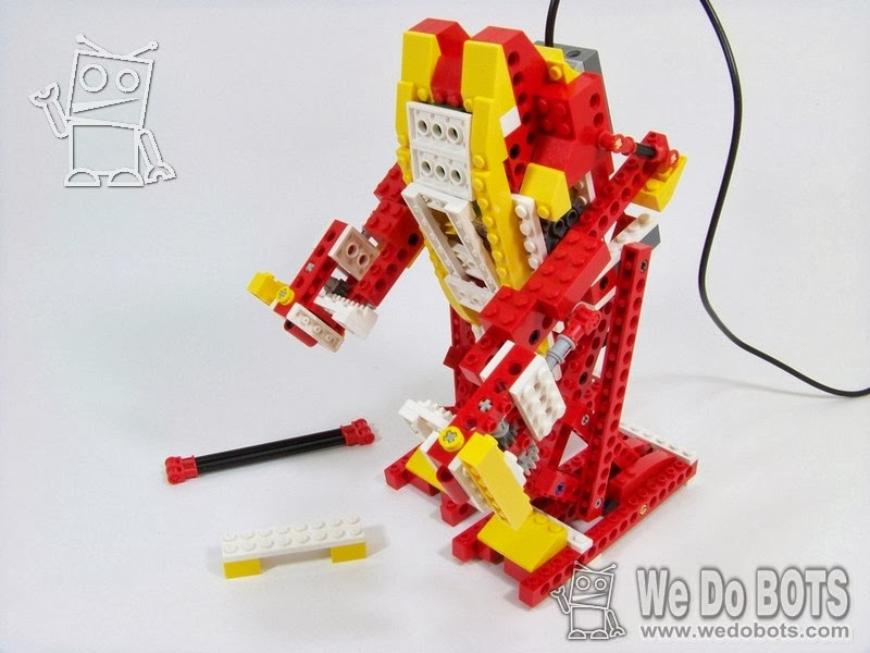 lego wedo building instructions