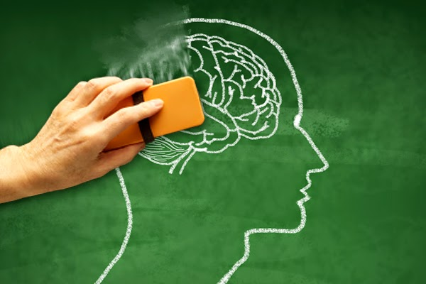مشكل النسيان, حل مشكل النسيان. فقدان الذاكرة, رياضة العقل, مشكل صعوبة التذكر