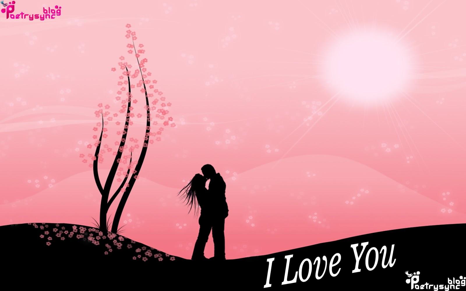 Love Girl And Boy Image Wallpaper HD