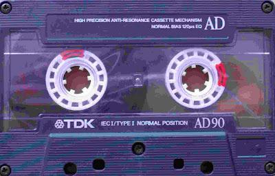 Hi-NRG mix tape 80's - various artists (80 min non-stop mix)
