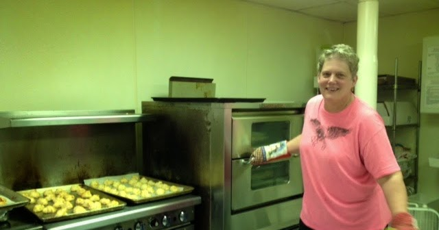 Clare House of Bloomington IL: Soup Kitchen Scenes