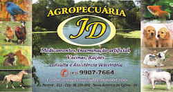 EM NOVA AMRICA DA COLINA - AGROPECURIA JD