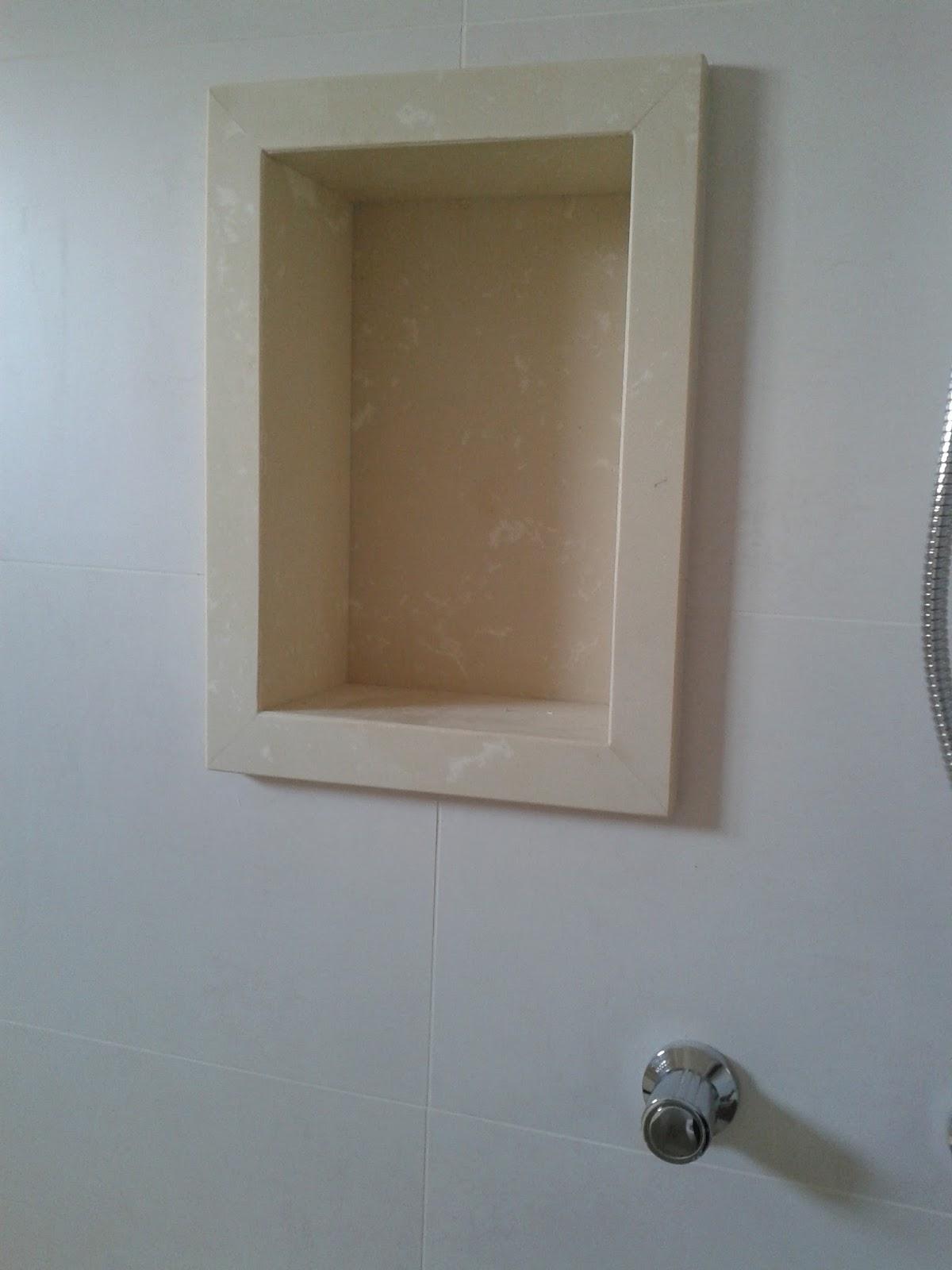 bá da Bia: banheiros granitos e armários #625035 1200x1600 Banheiro Com Detalhe Amadeirado