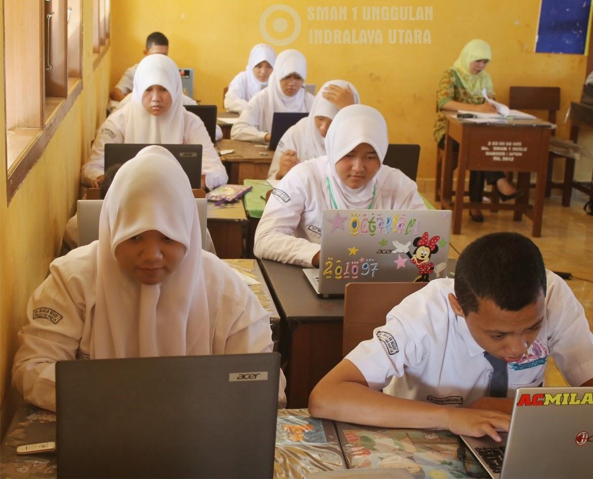Ujian Akhir Semester Online SMAN 1 Indralaya Utara