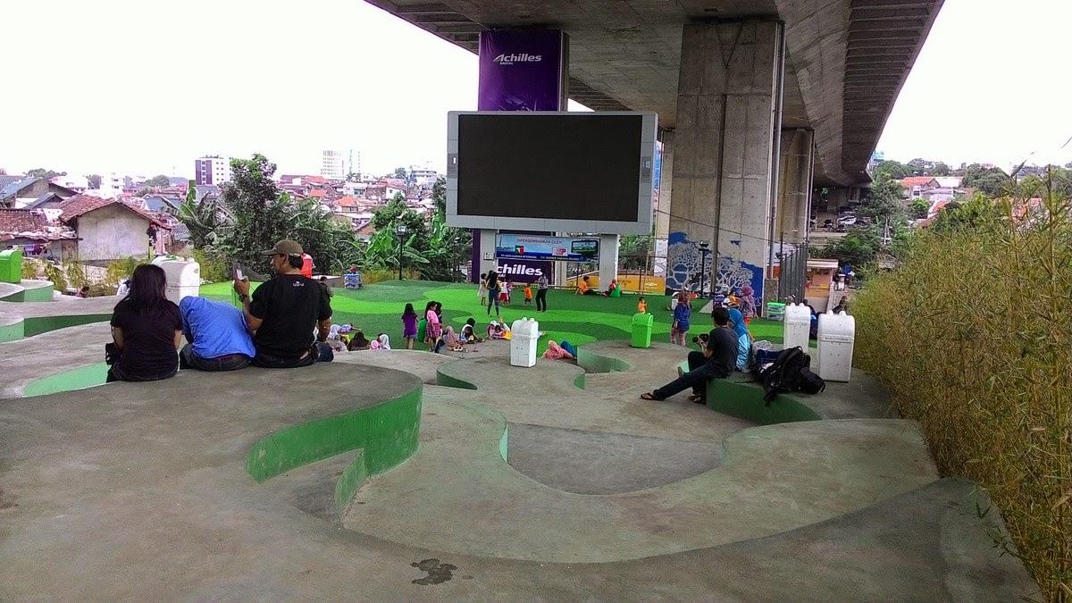 Taman Taman Di Kota Bandung Syahbana