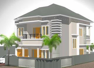 Rumah Minimalis Type 45 Terbaru