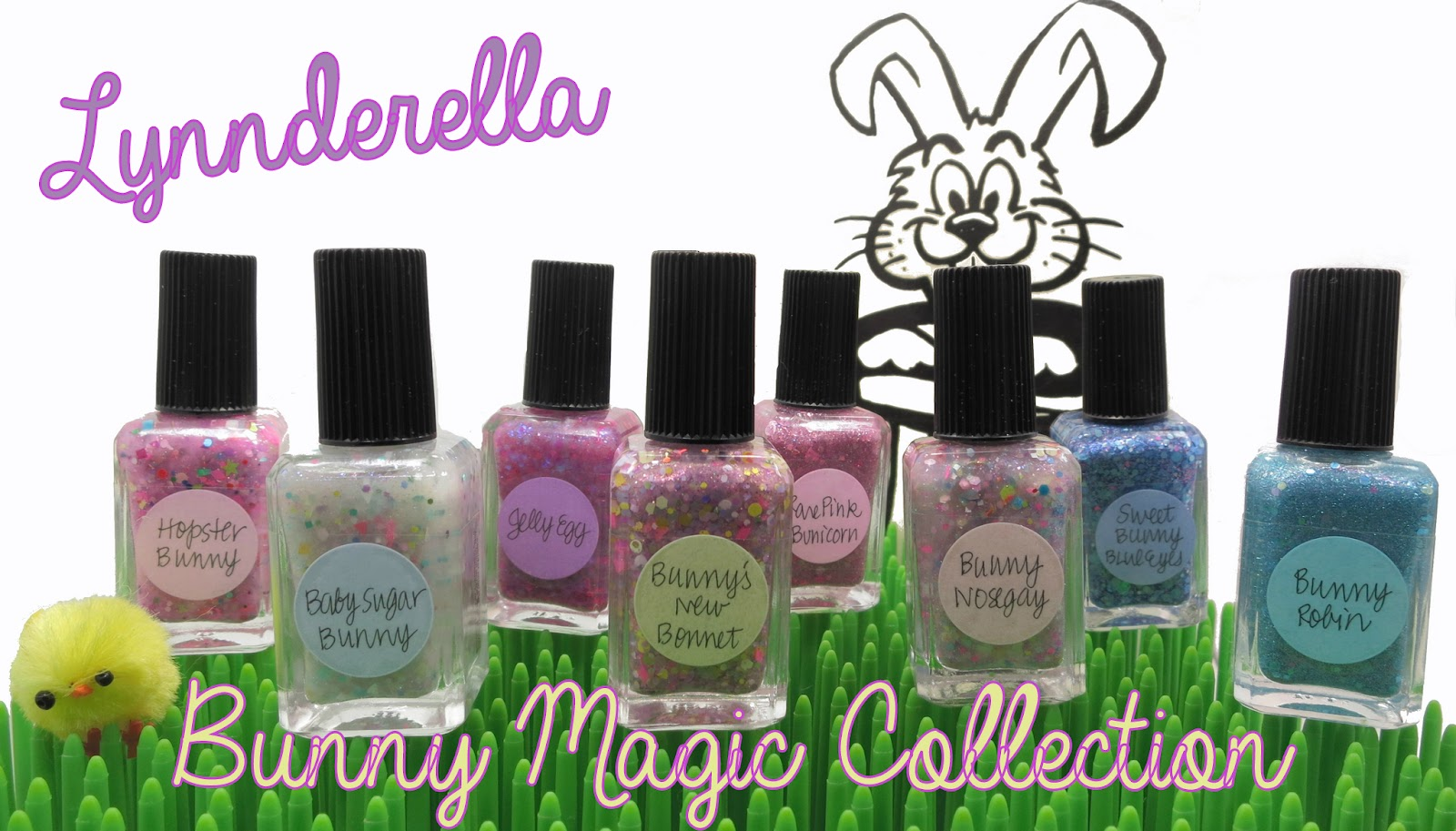 Lynnderella Bunny Magic Collection