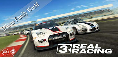 Real Racing 3 1.0.56 - iphone family world