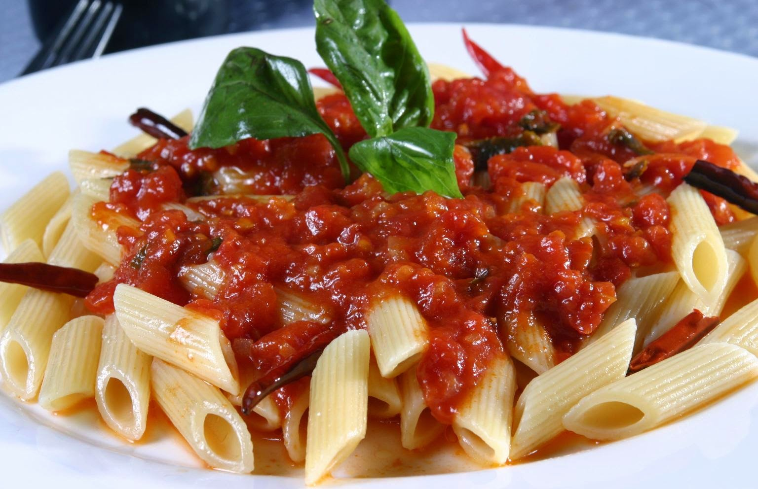 Simply Scratch Baked Mostaccioli - Simply Scratch