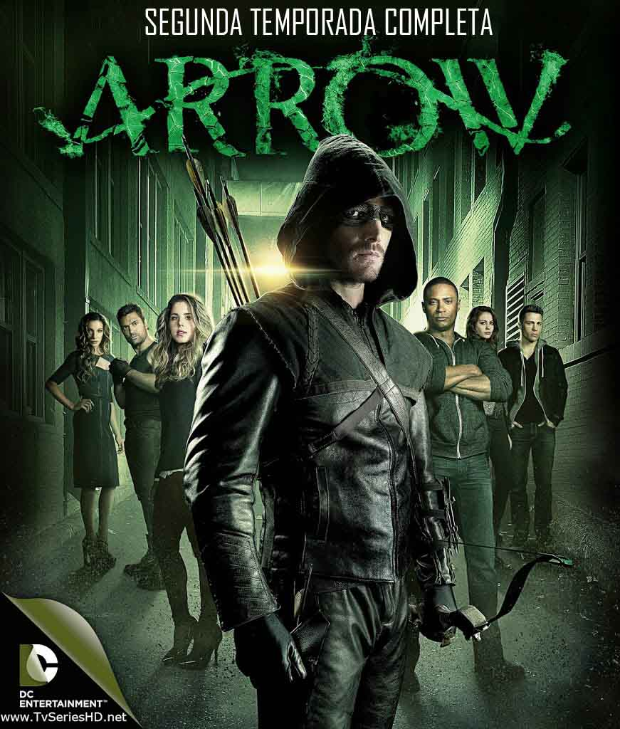 Arrow 2ª Temporada Torrent - BluRay 720p Dual Áudio