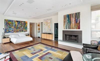 diseño de dormitorio moderno elegante