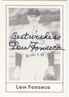 #39 Lew Fonseca