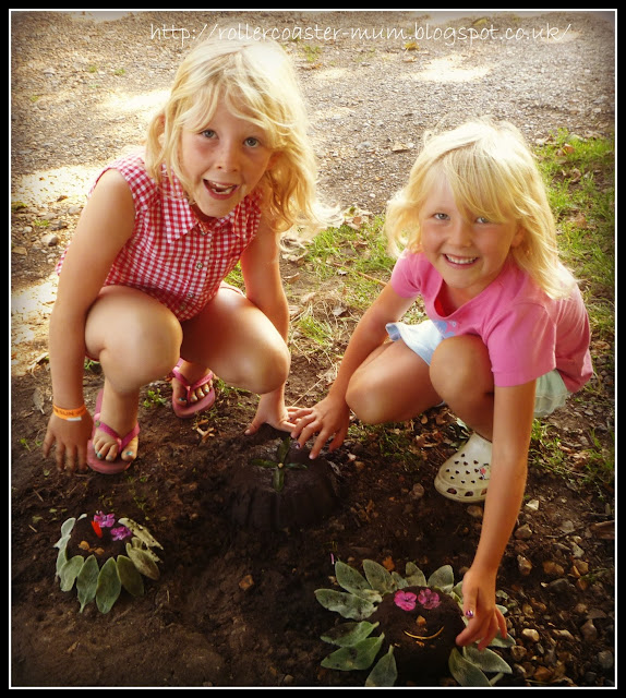mud pies, #50things, National Trust