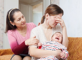 madre, depresion, postparto