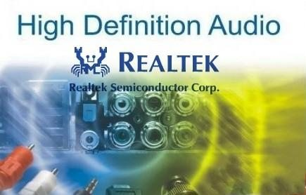 Realtek sound drivers for ALC655 and Windows 7 64bit