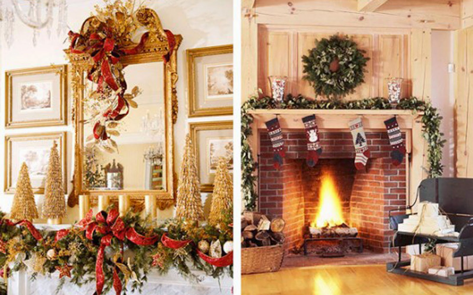 elegant christmas decorations - Elegant Christmas Decorating Ideas
