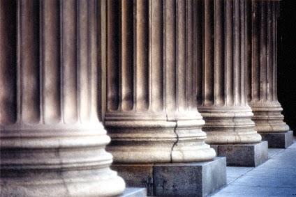 Distressed Columns