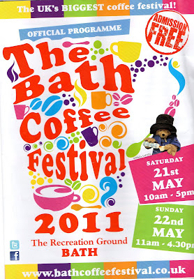 Bath Coffee Festival, Bath, Somerset
