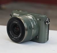 harga Jual Kamera Mirrorless Bekas Nikon 1 S1
