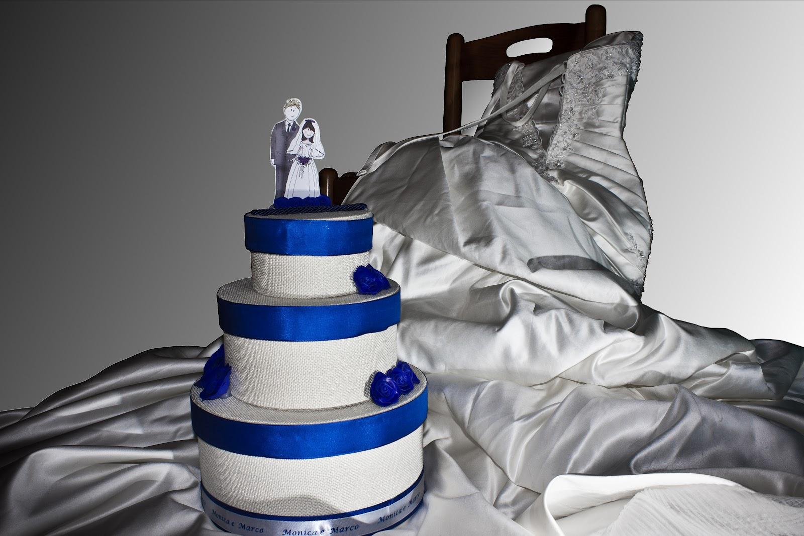 Tema Matrimonio Blu E Bianco : Ago amore e fantasia i dolci come tema