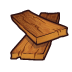 Wood Planks Craftable