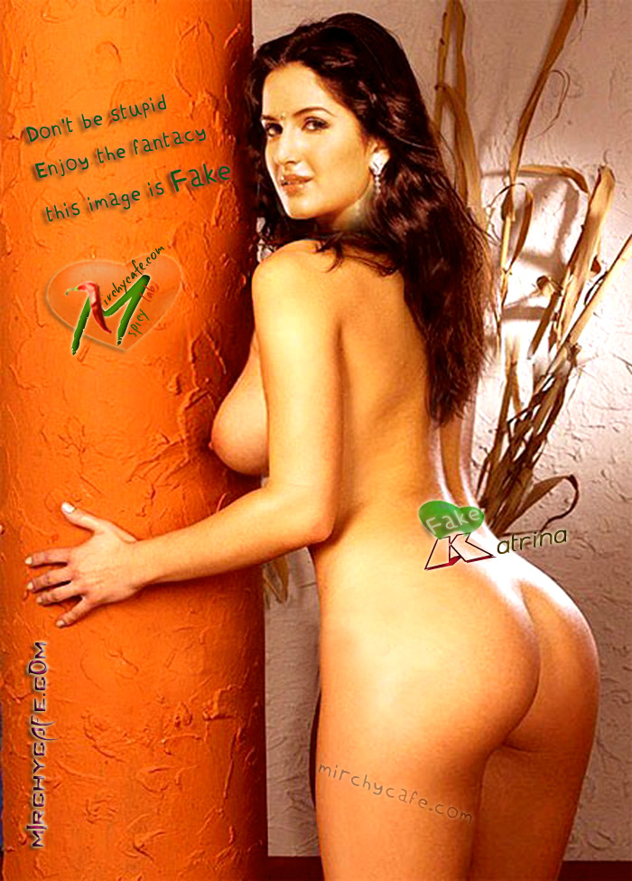 Katrina Kaif In Nude
