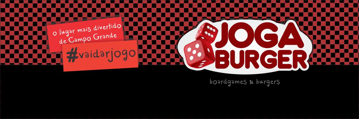 JogaBurger Boardgames & Burgers