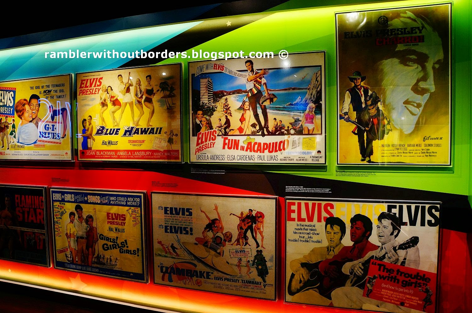 Albums of Elvis Presley