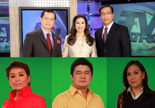 ABS-CBN Halalan 2013 Anchors
