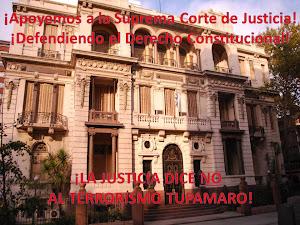 Apoyamos a la Suprema Corte