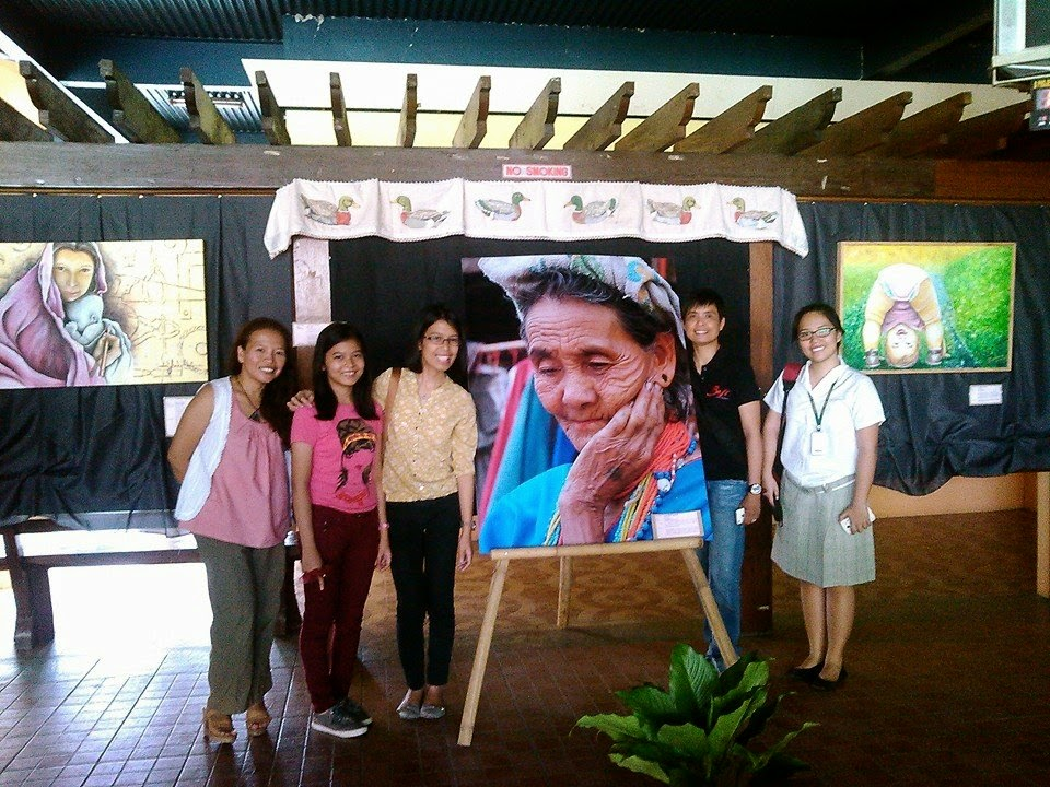 bohol art exhibit