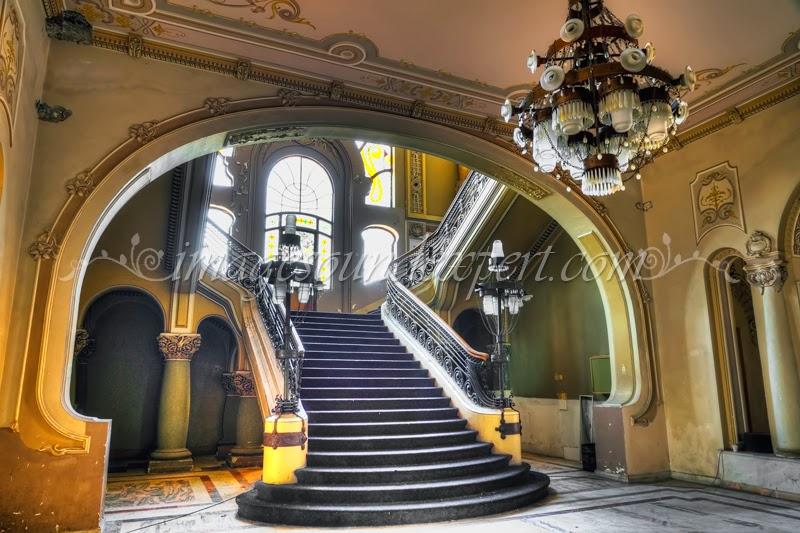 Fotografii arhitectura - Cazino Constanta interior / Photos ...