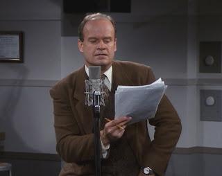 Frasier Crane, actor/director