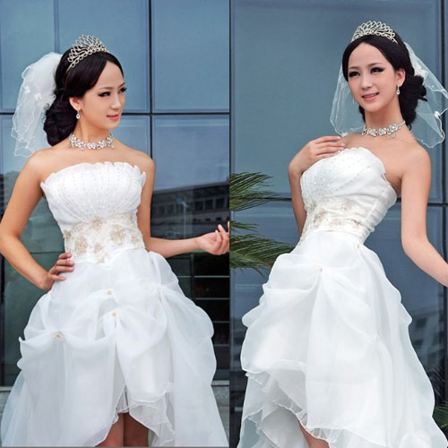 out of the ordinary wedding dresses
