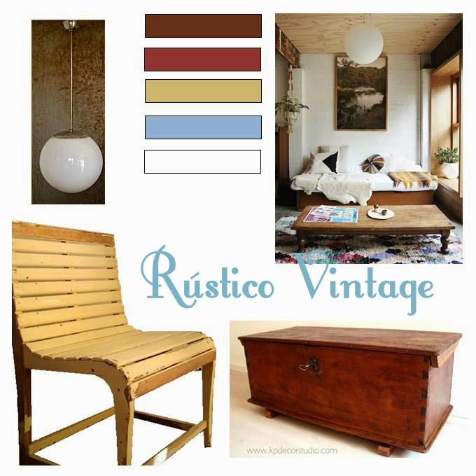 tienda de decoracion y muebles rusticos vintage