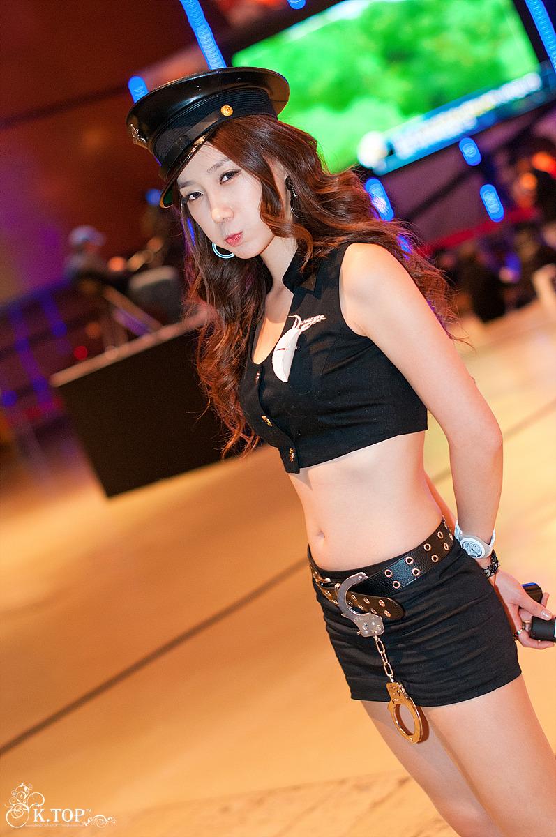 Korean Model Lee Sung Hwa