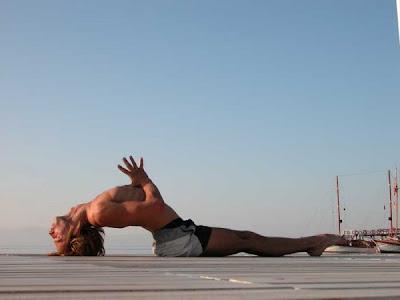 Flexiblity with Yoga Asans (Indian Tradional)