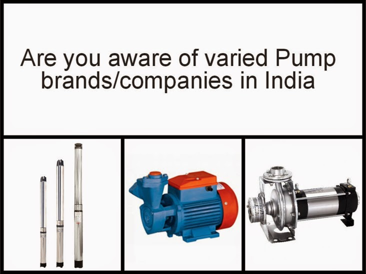 water pumps dealers online
