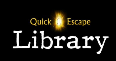 Solved Quick Escape Library Walkthrough