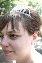 Jag på mitt bröllop