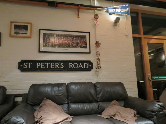 St Peters college bar
