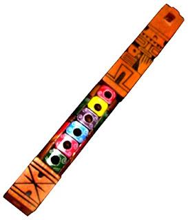 Tarka: Flauta Aymara actual