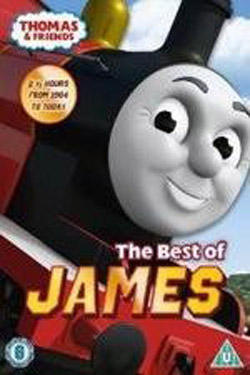 Thomas & Friends - The Best Of James (2012)