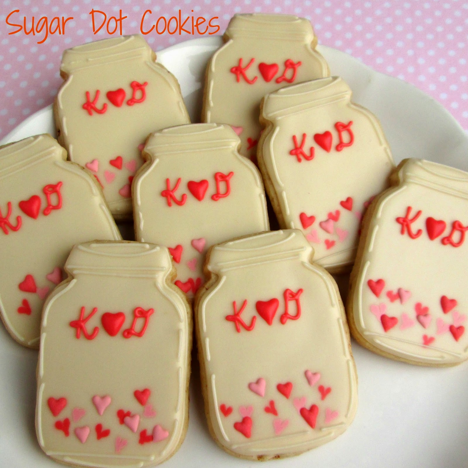 Mason Jar Sugar Cookies Mason Jar Sugar Cookies