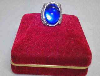 Batu Cincin King Safir Pengasihan Cocok Untuk Yang Belum Punya Pasangan