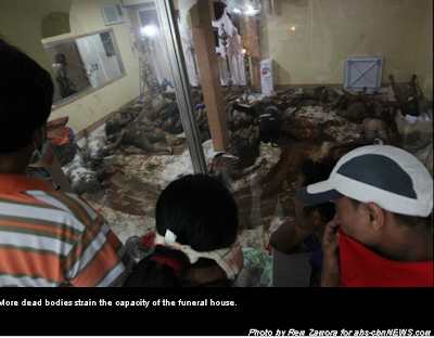 Bagyong Sendong Death Toll Update